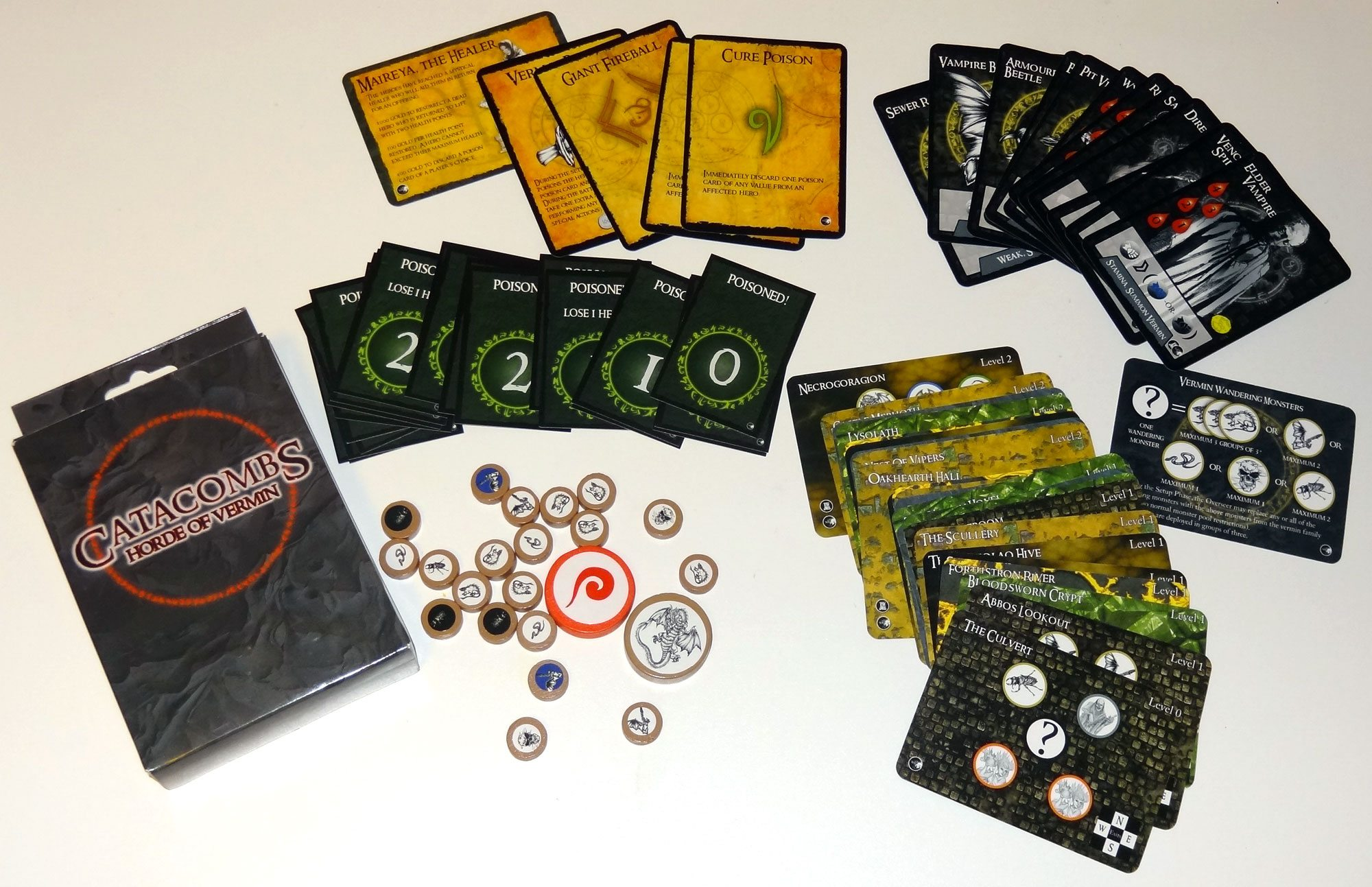 Catacombs-Vermin-components