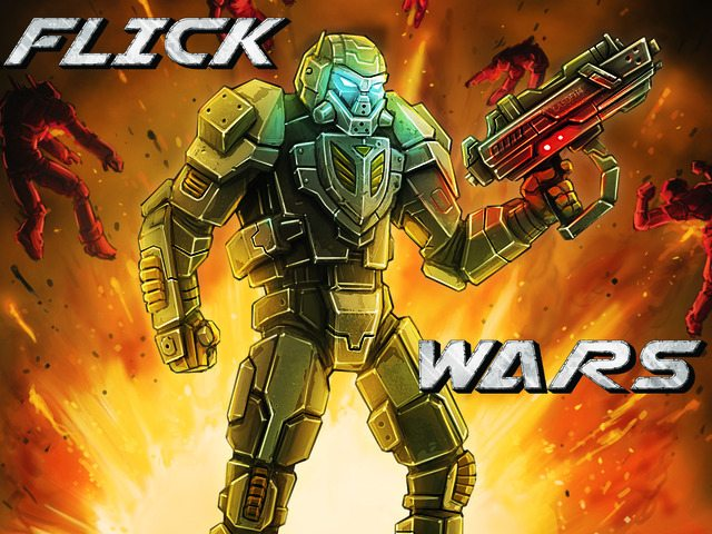 Flick Wars cover