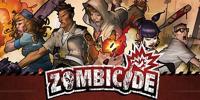 Zombicide © Guillotine Games