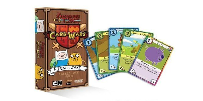 card wars finn jake