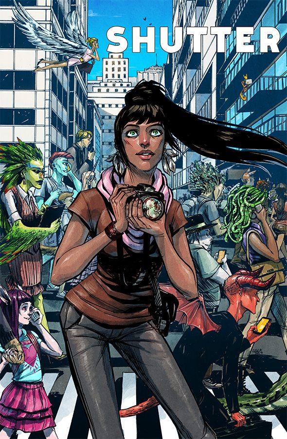 urban fantasy, image comics, women in comics