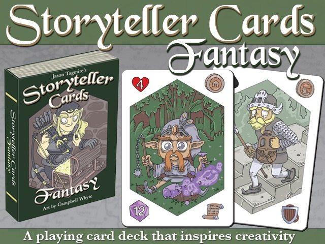 Storyteller Cards: Fantasy