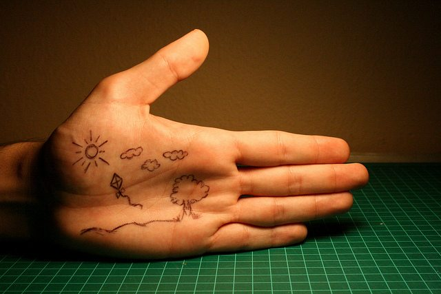 sketching hacks, non-artist drawing,