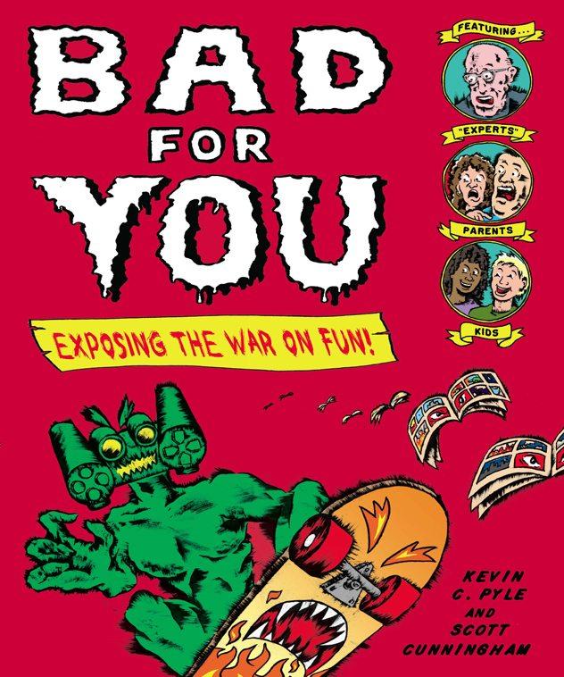 Bad for You cvr.big