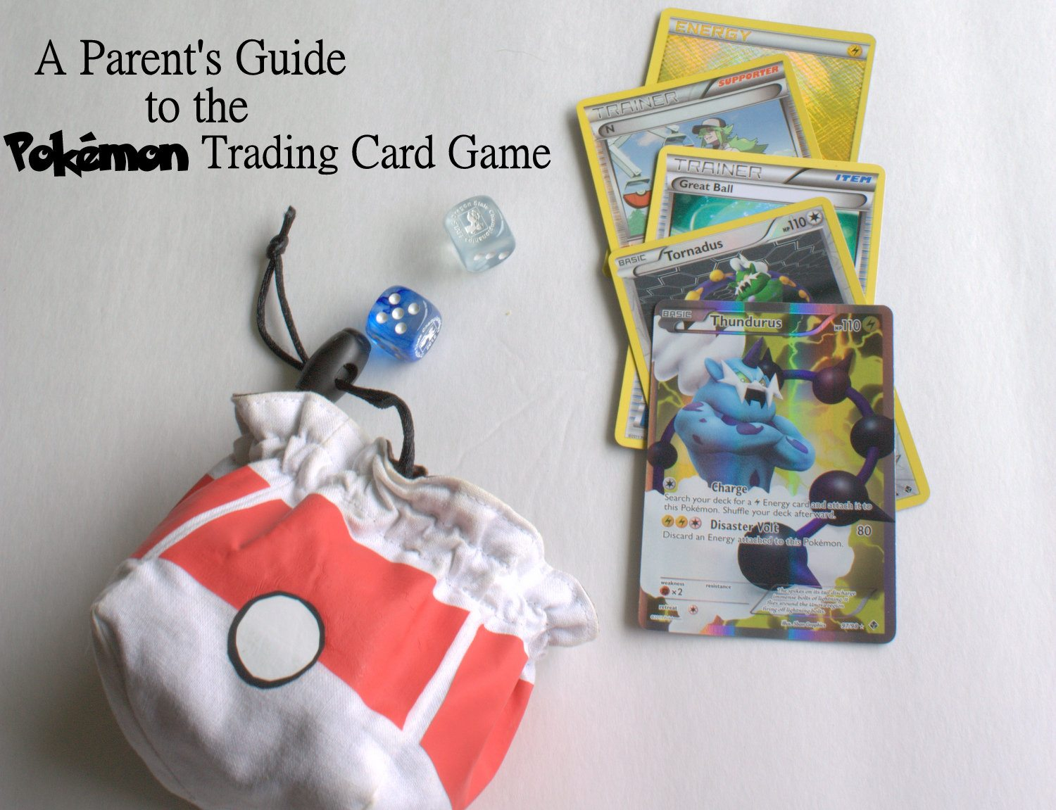 Do your kids ask how to play Pokemon? Here's GeekMom's Guide to Playing Pokemon Part 1: Deck Building Images: Cathe Post