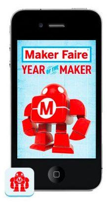 Maker Faire App