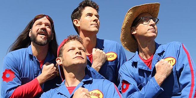 The Imagination Movers © Imagination Movers