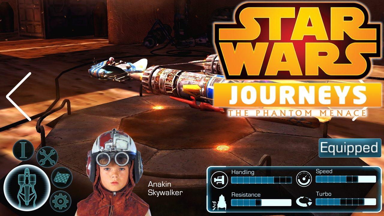 Star Wars Journeys Episode I