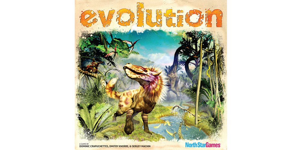 Evolution game