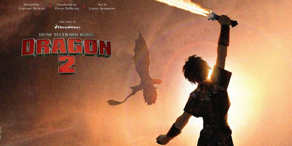 The Art of How to Train Your Dragon 2