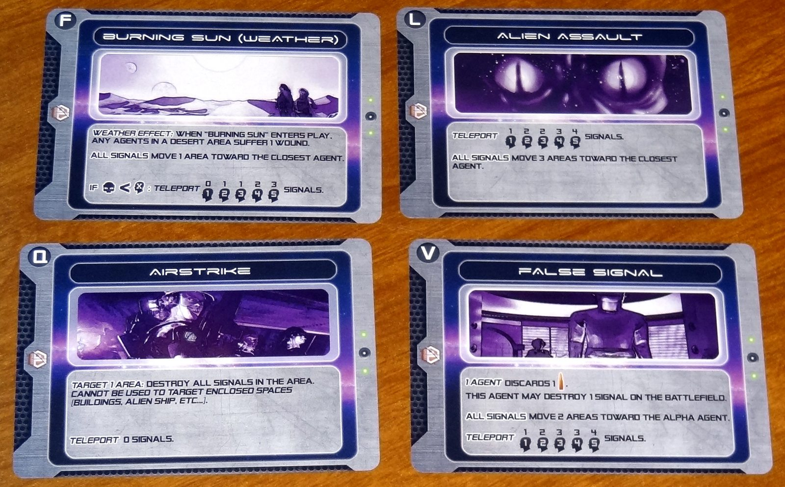 Galaxy Defenders Events