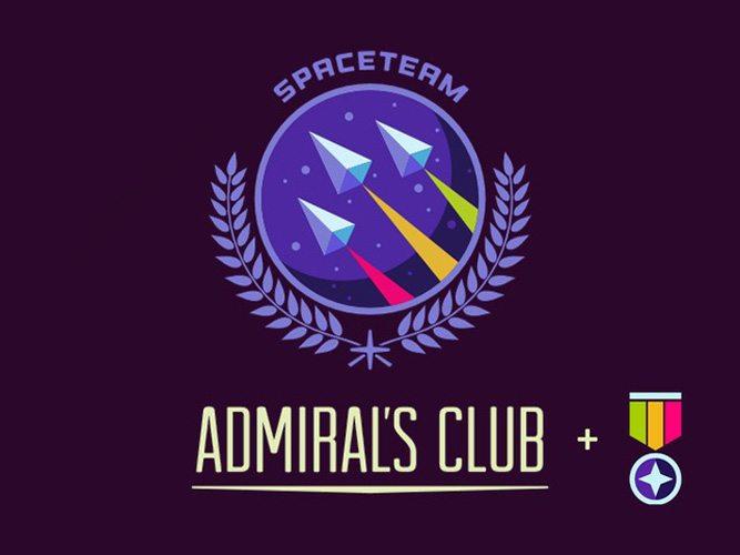 Spaceteam Admiral's Club