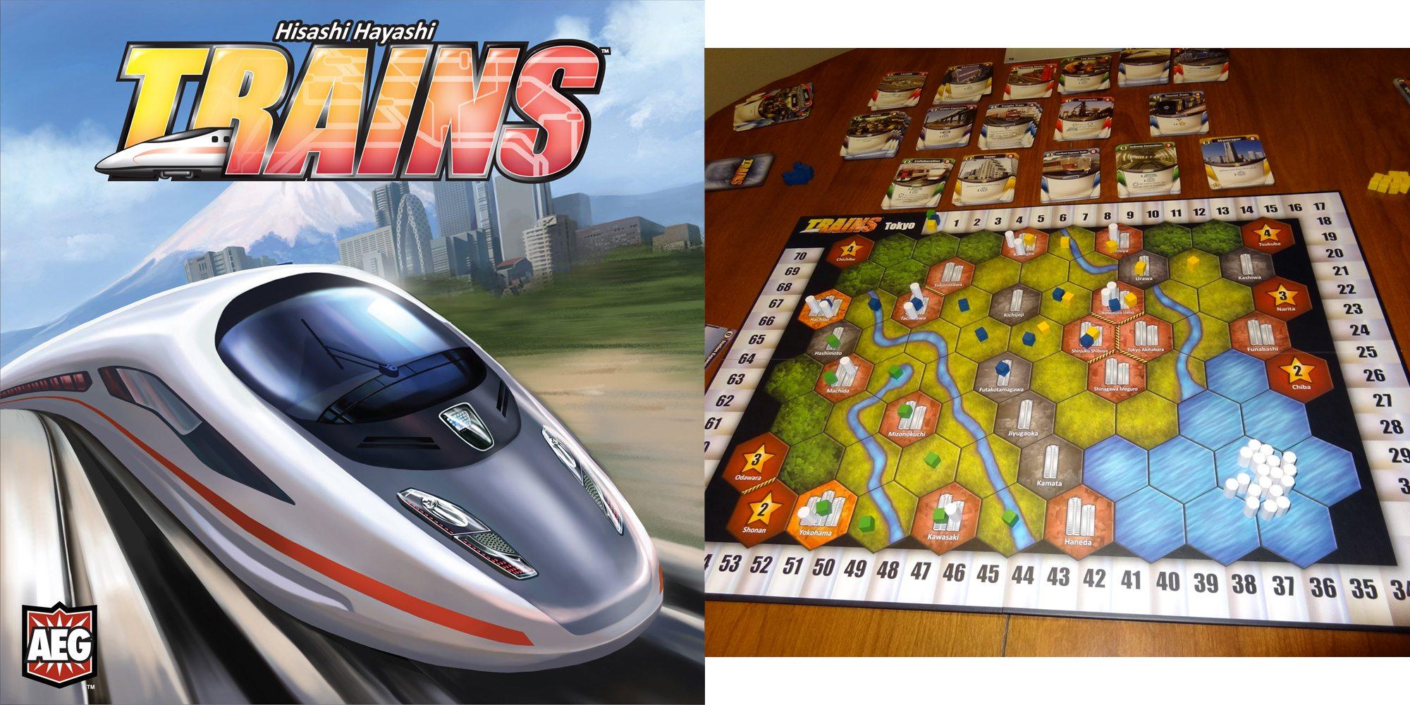 Trains - AEG