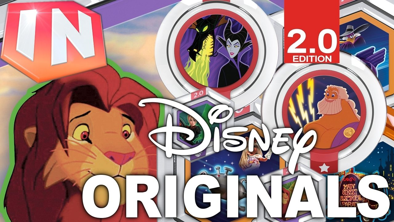 Disney Infinity 2.0: Disney Originals