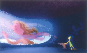 Concept illustration from Inside Out Image © Disney-Pixar