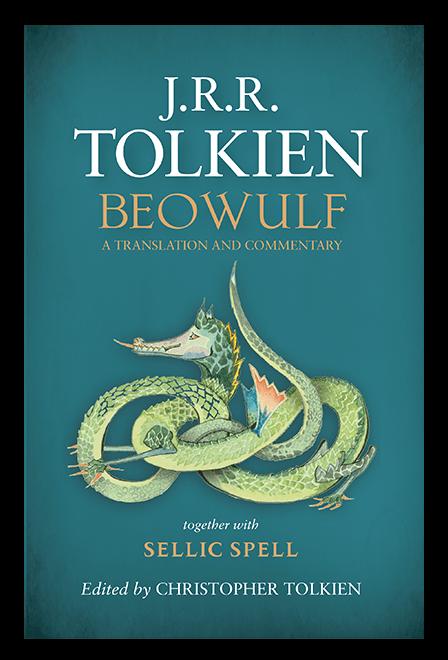Tolkein Beowolf © Houghton Mifflin Harcourt