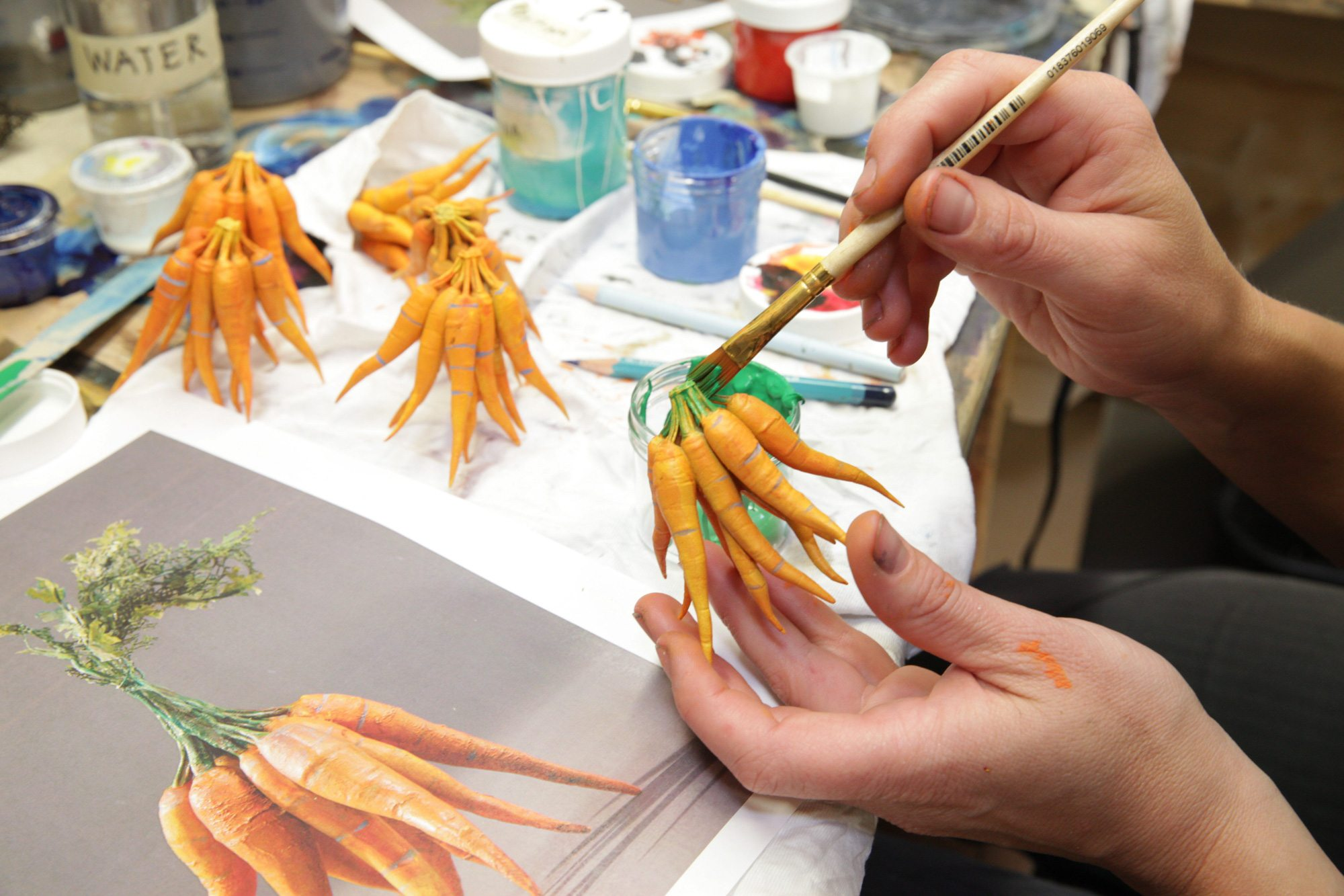 Boxtrolls Carrots