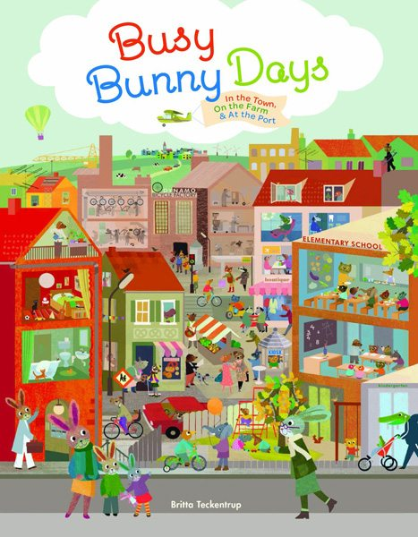 Busy Bunny Days