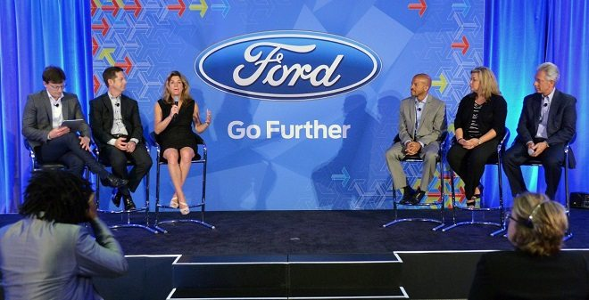 Big Deal With Big Data, Ford Trends