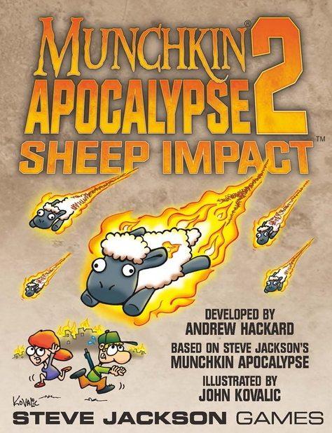 SheepImpact