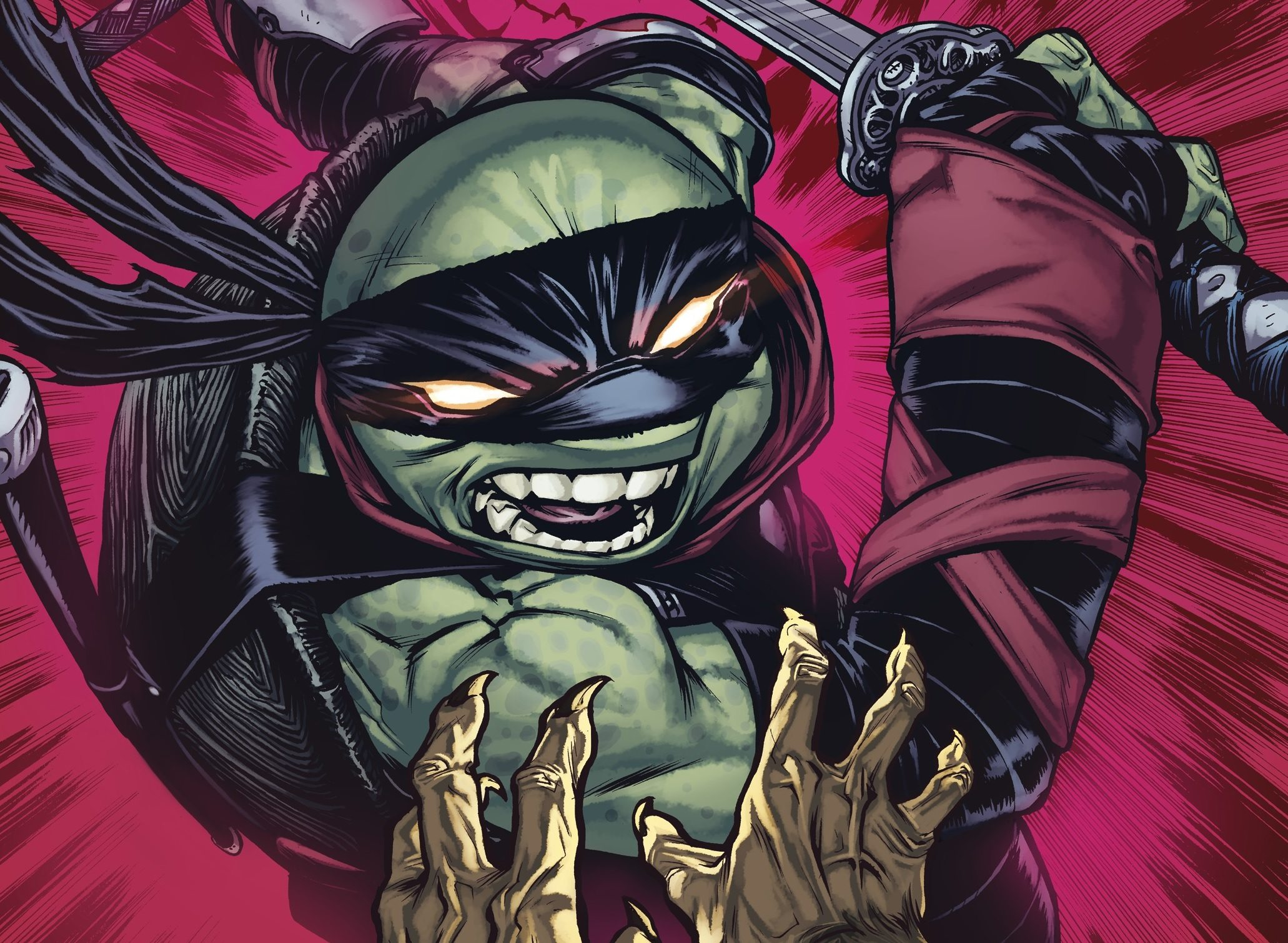 TMNT #36 Cover  Image courtesy of IDW Publishing
