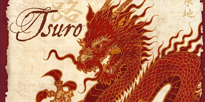 Tsuro © Calliope Games