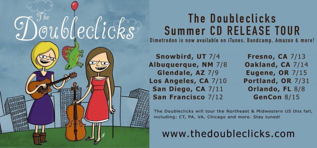 Doubleclicks Dimetrodon Tour