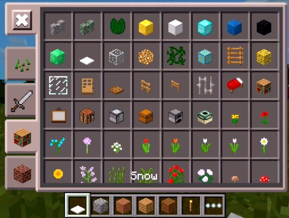 Minecraft Pocket Edition 0.9.0