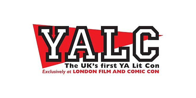 YALC Logo © Book Trust/The Children's Laureate