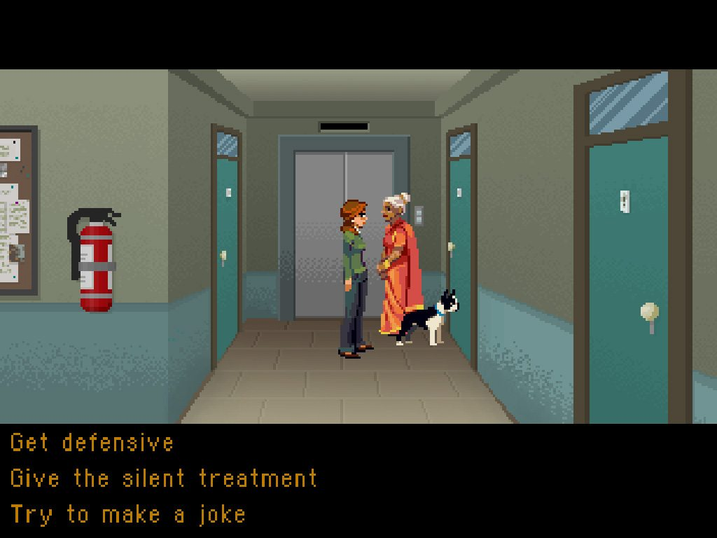 Blackwell Legacy screenshot