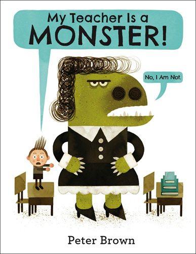 My Teacher Is a Monster