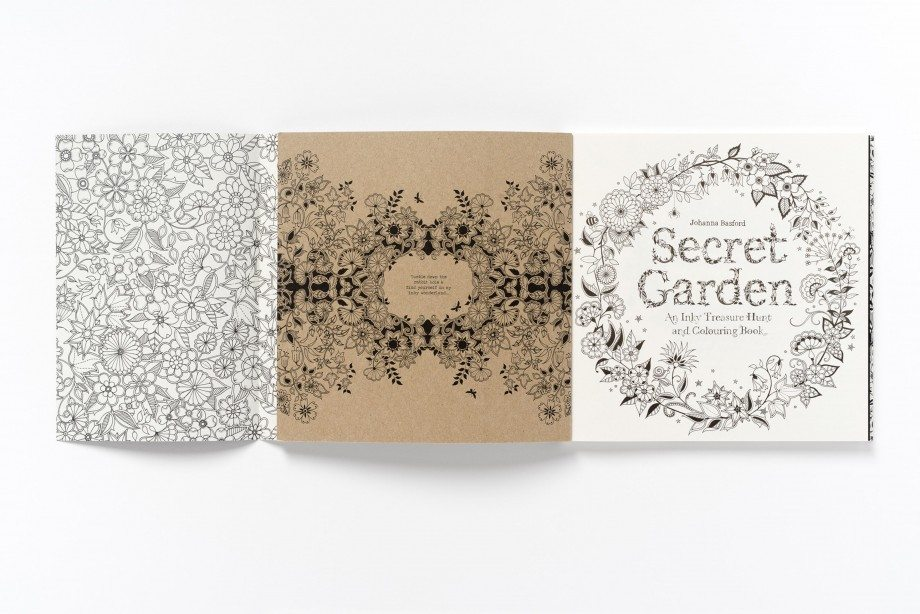 - Color And Explore With Secret Garden: An Inky Treasure Hunt And Coloring  Book - GeekDad