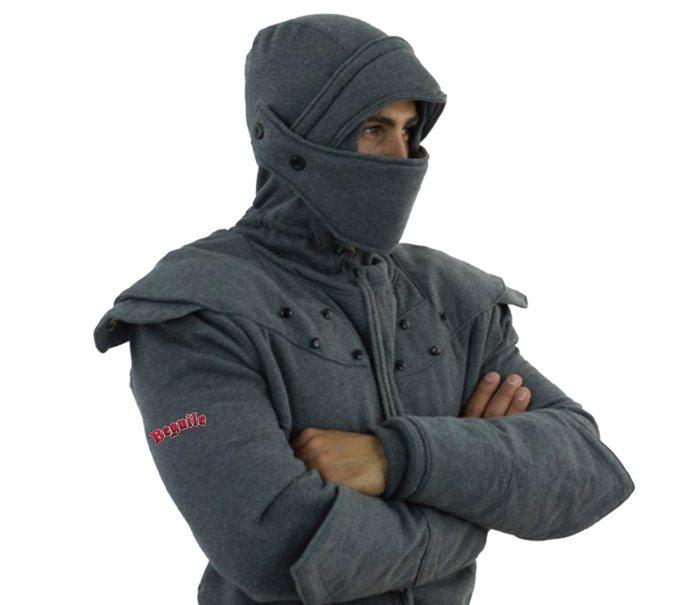 Beguile armor hoodie