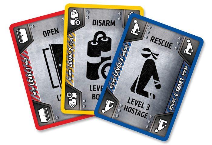 Bomb Squad cards