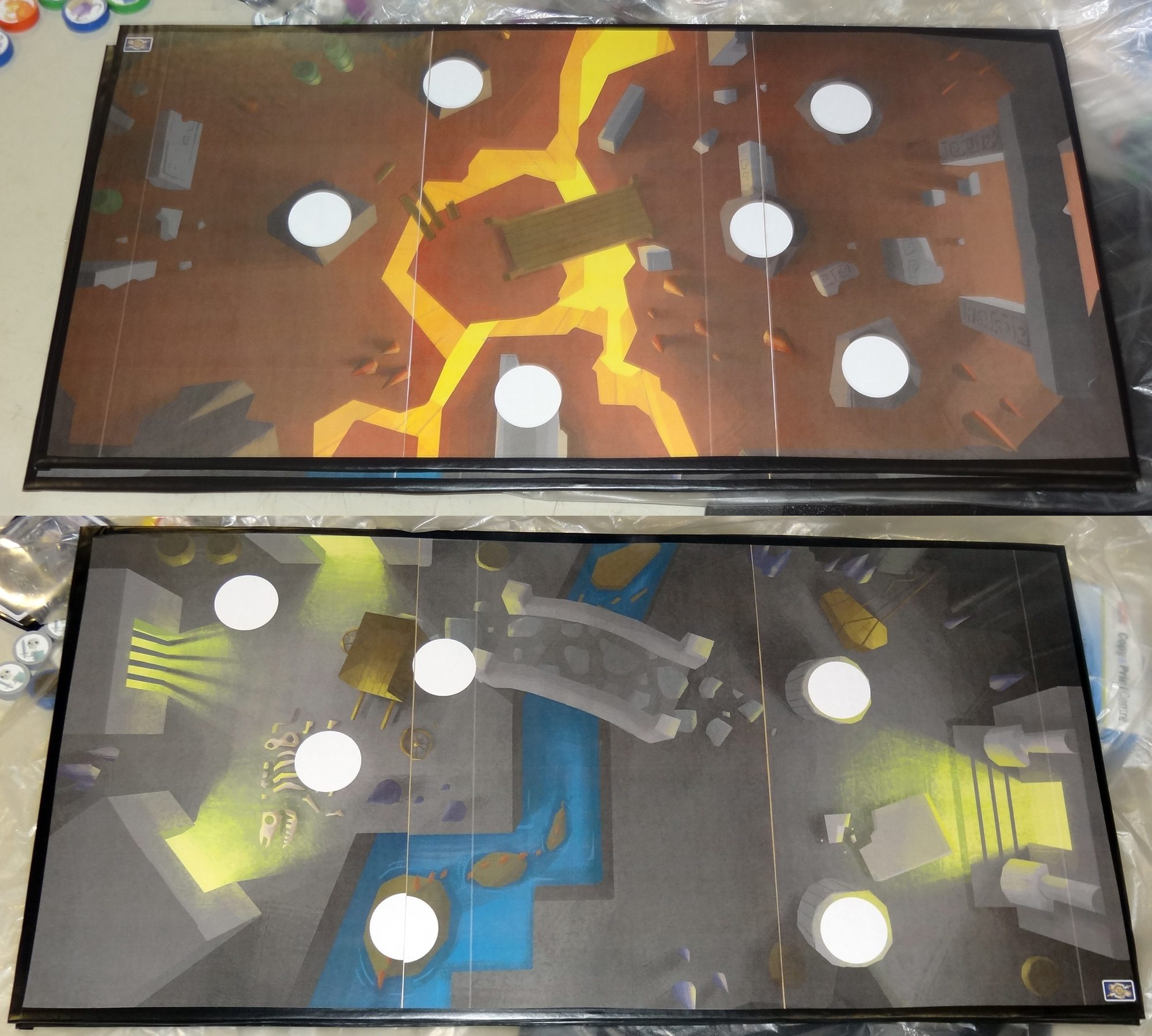 Catacombs boards