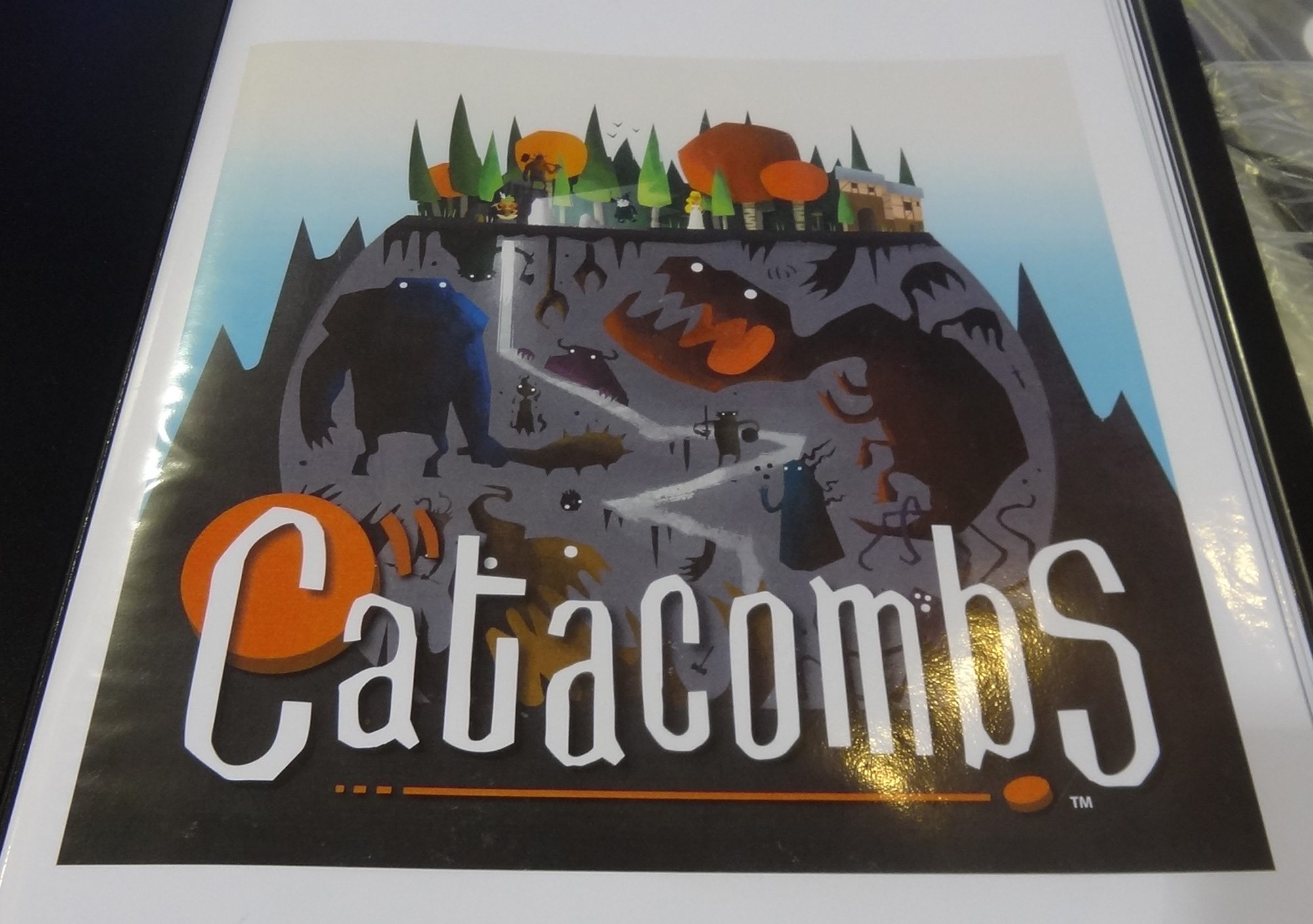 Catacombs Cover