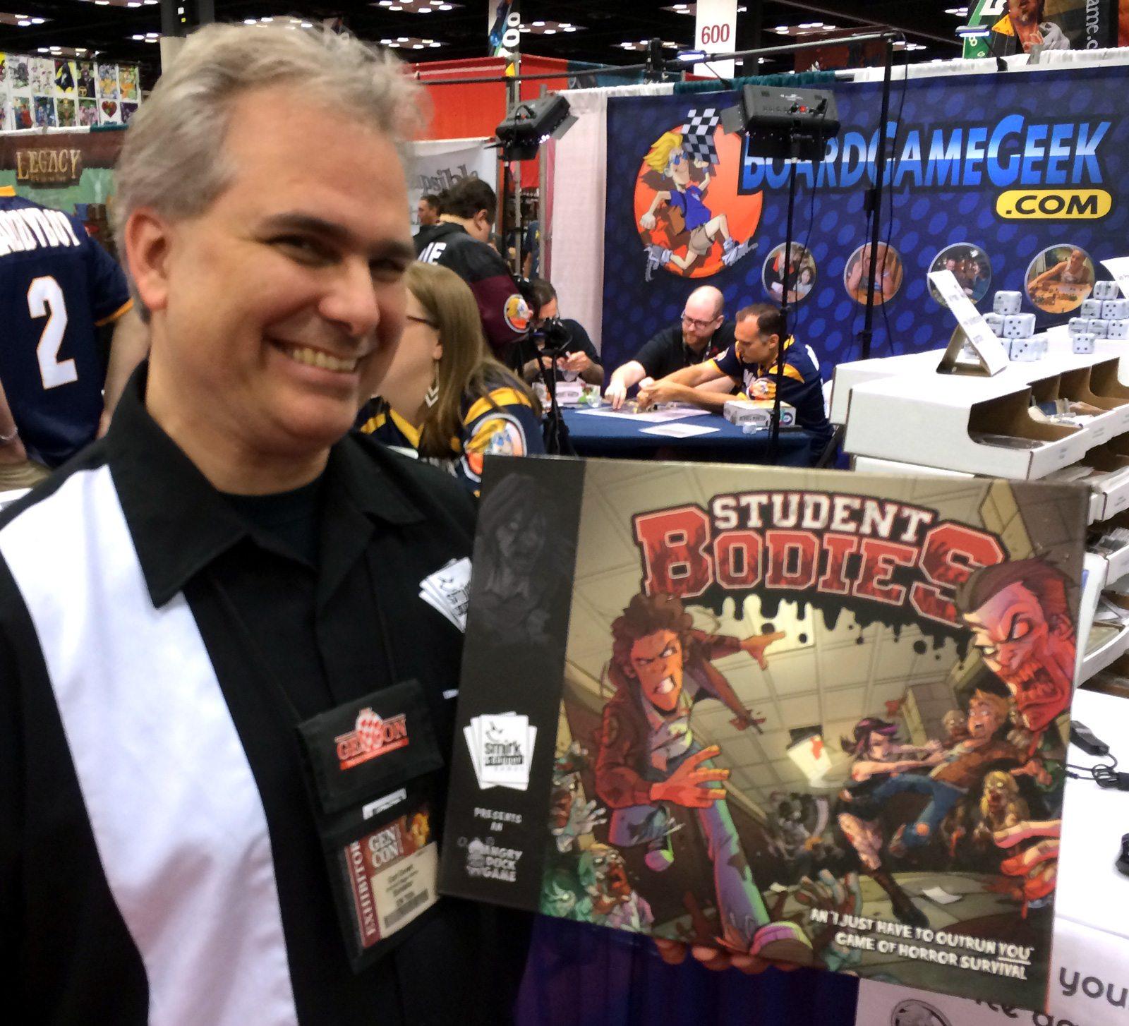 Student Bodies - Curt Covert