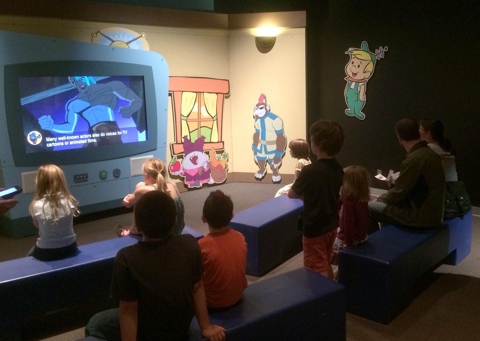 OMSI Animation Screening Room