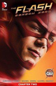 The Flash: Season Zero #2  Image: Comixology