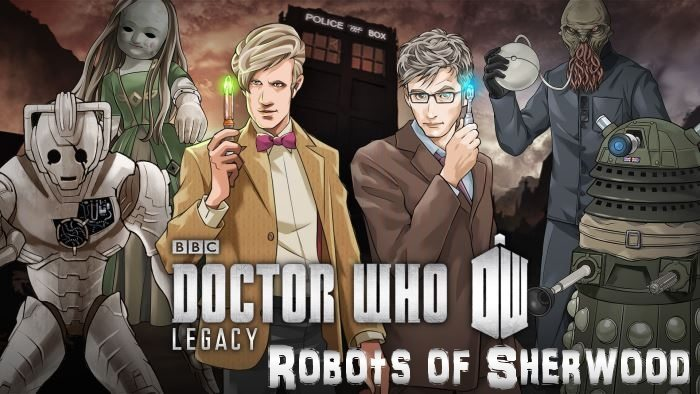 Dr Who Legacy