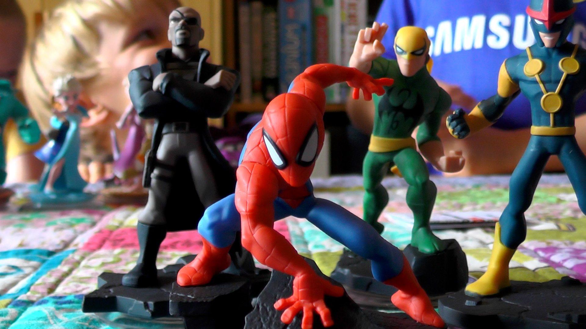 Disney Infinity Marvel Toys