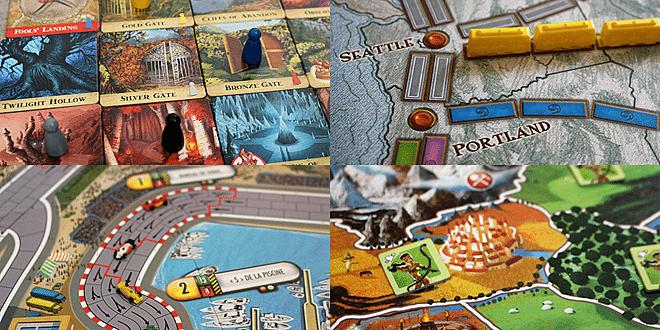 TableTop Games Quiz © Sophie Brown