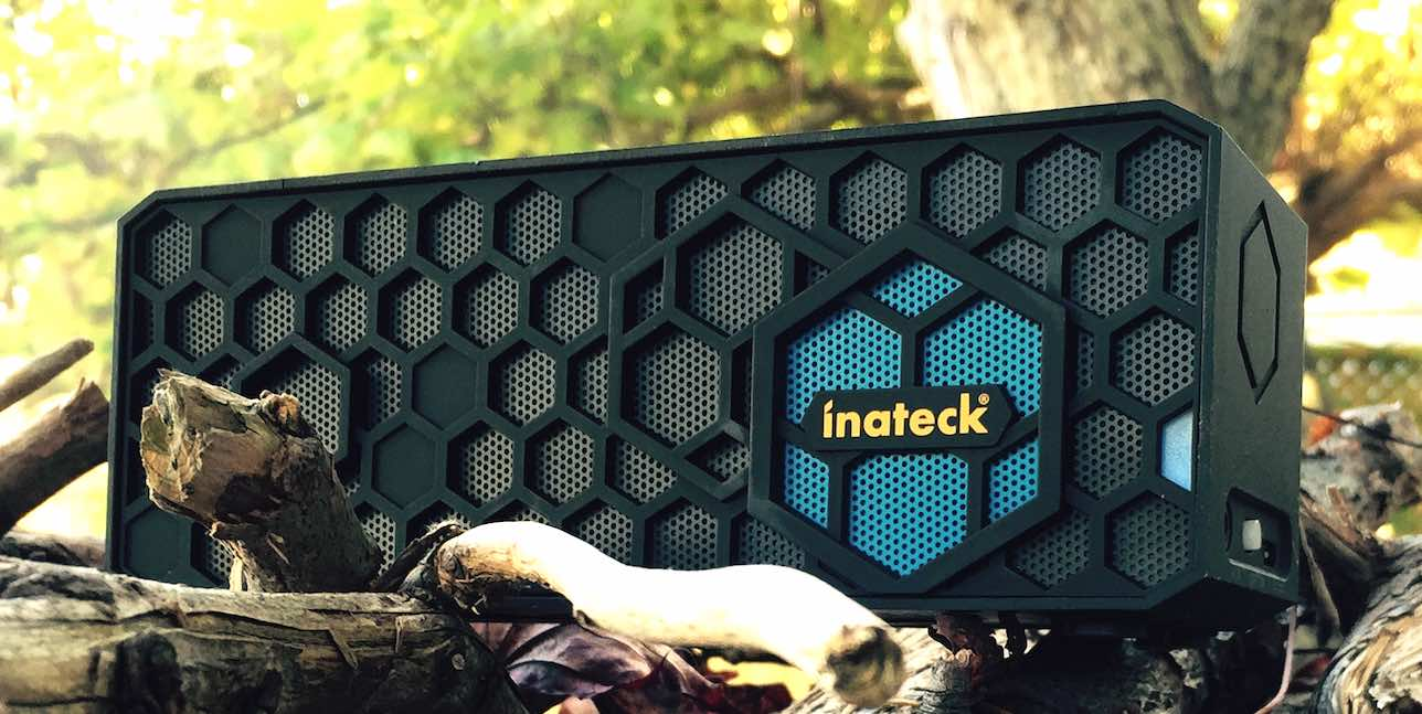 Inatek portable Bluetooth speaker