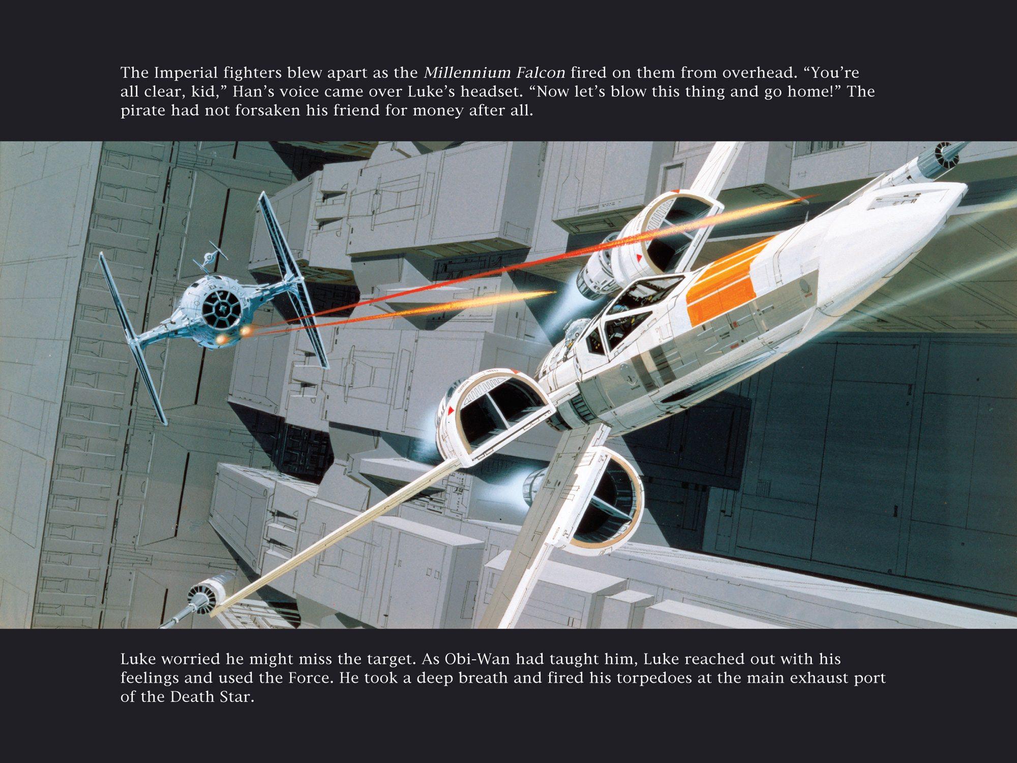McQuarrie X-Wing