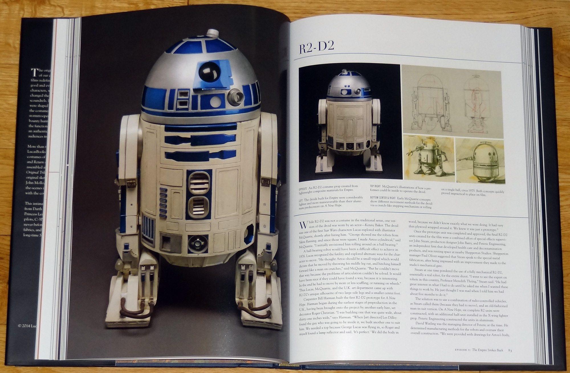 Star Wars Costumes R2D2