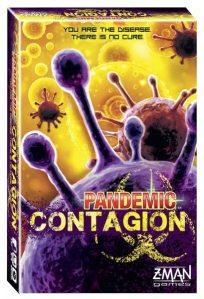 Pandemic Contagion box