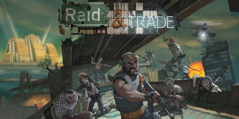 Raid & Trade cover