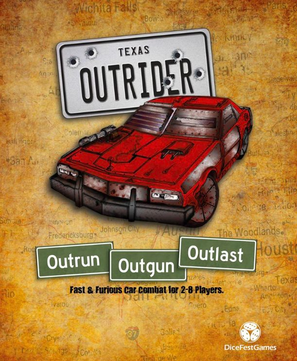Outrider Cover