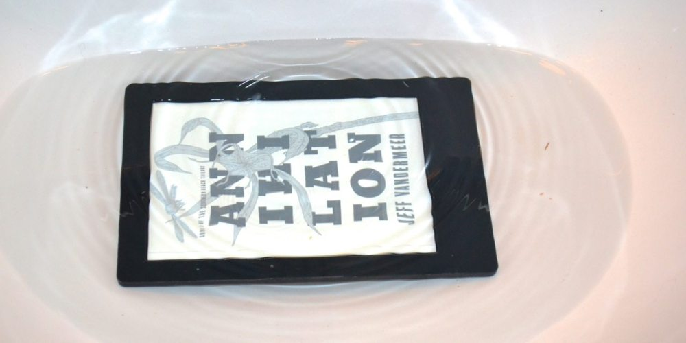 Kobo Aura H2O is waterproof