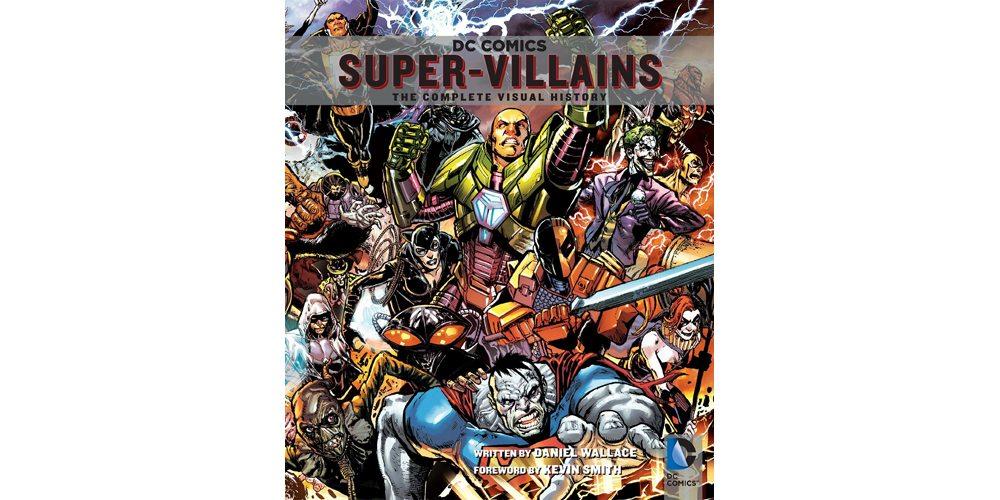 dc super-villains